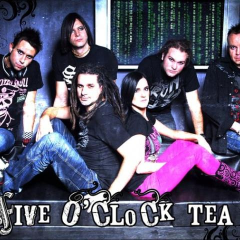 Five O´Clock Tea: Frčíme si na radosti