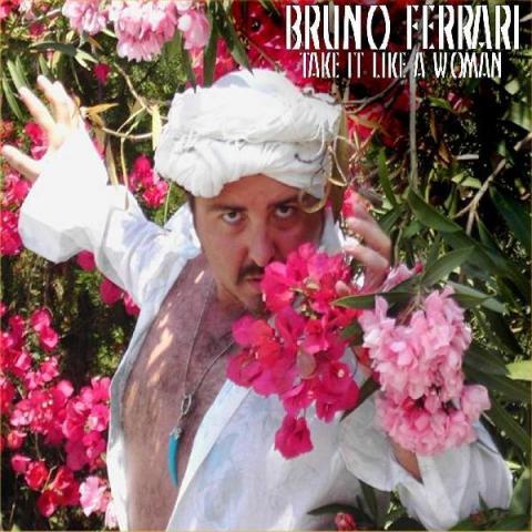Bruno Ferrari: Láska, kterou mi nevěnuješ, je bolest, kterou nosíš...