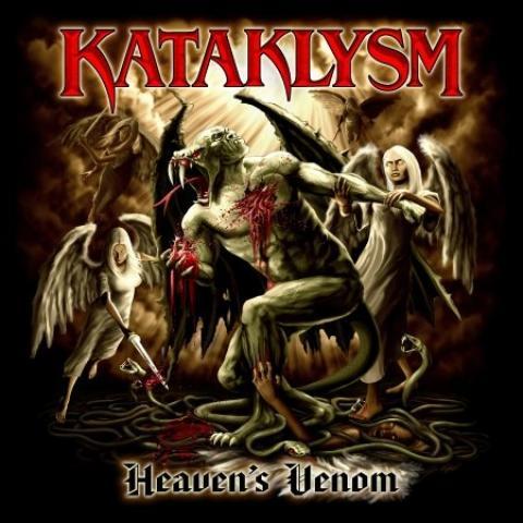 Tracklist a cover nové desky Kataklysm