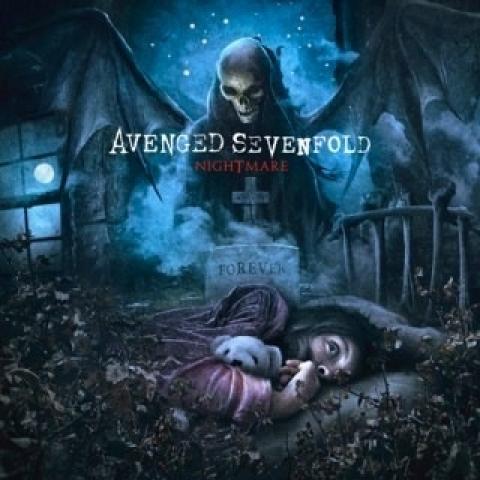 Avenged Sevenfold - zveřejněn track list a cover alba