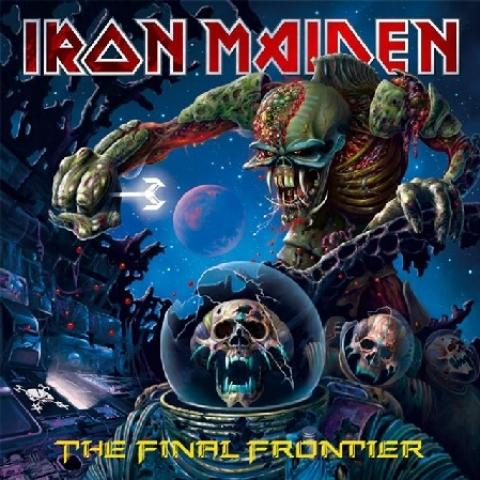 IRON MAIDEN - nové album