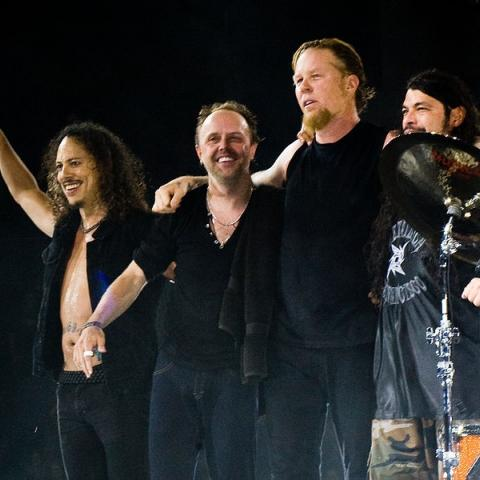 Metallica, The Beatles a Van Halen - soutěž video her