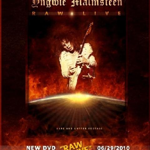 YNGWIE MALMSTEEN - nové dvd