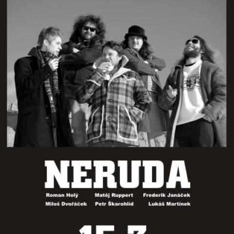 Neruda v Divadle Pod Lampou