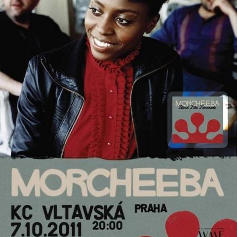 Morcheeba v KC Vltavská