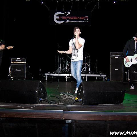 Emergenza Festival semifinal n.1