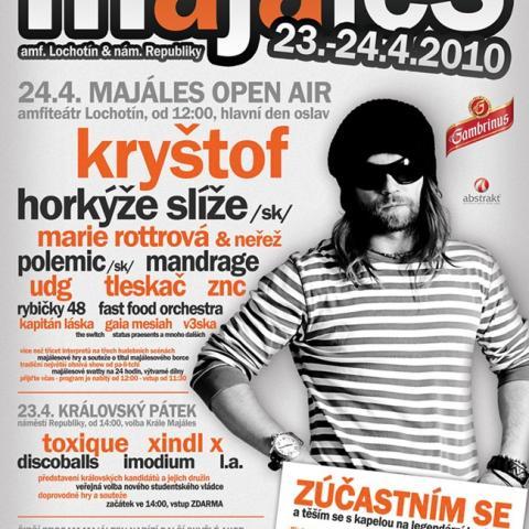 Plzeňský Majáles 2010
