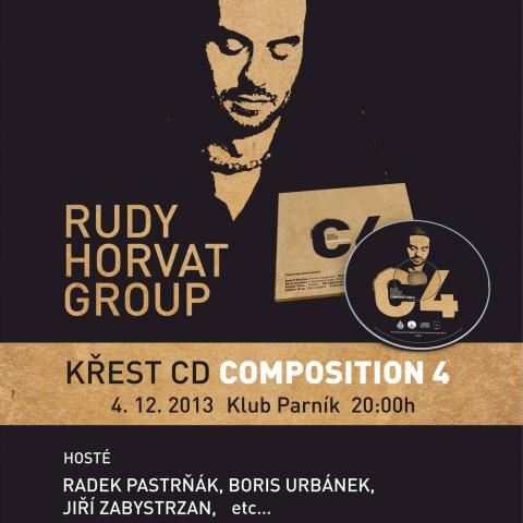 Fotoreport: Rudy Horvat Group - křest CD Composition 4