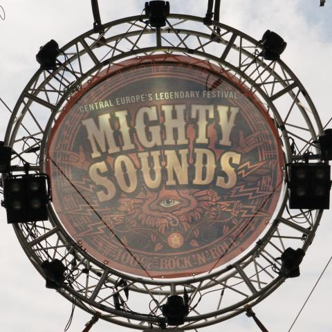 FOTOREPORT Mighty Sounds