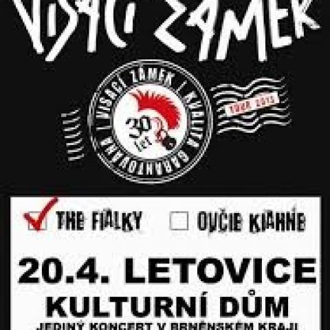 Visací Zámek - 30 let tour
