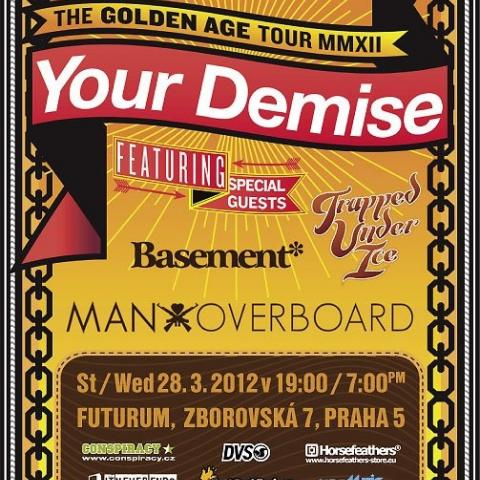 The Golden Age Tour MMXII