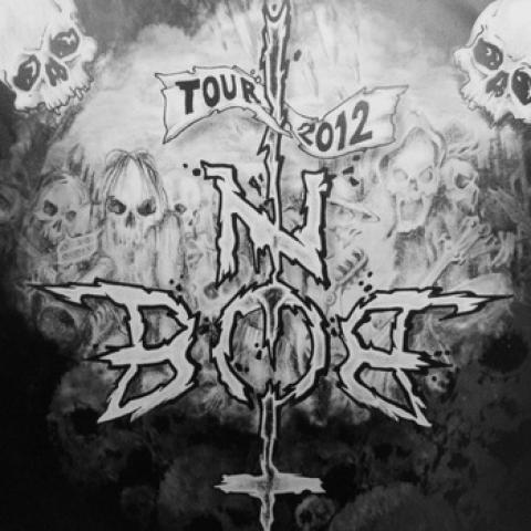 BOB/NOT! - Split NOT! vs. BOB Tour 2012