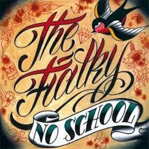 The Fialky - No School